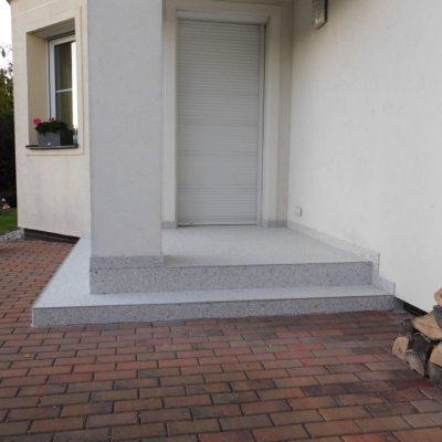 Kamenný koberec – schody - 22
