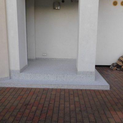 Kamenný koberec – schody - 23