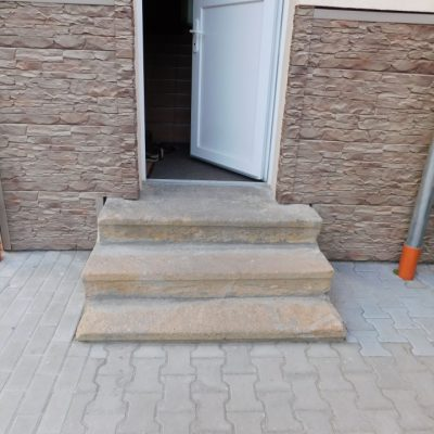 Kamenný koberec – schody - 25