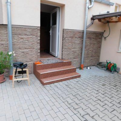 Kamenný koberec – schody - 26