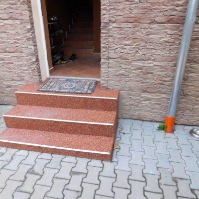 Kamenný koberec – schody - 27