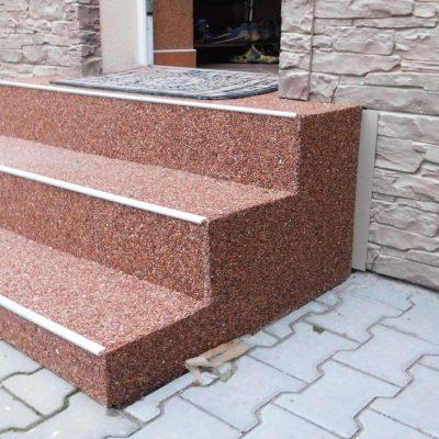 Kamenný koberec – schody - 28