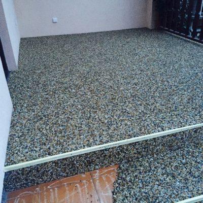 Kamenný koberec – schody - 29