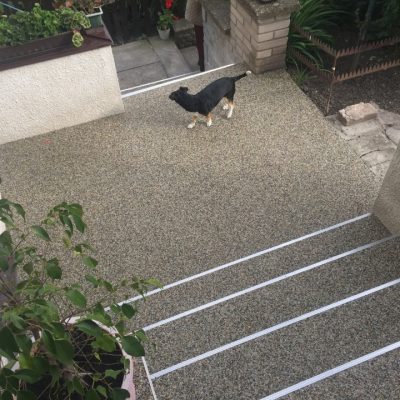 Kamenný koberec – schody - 35