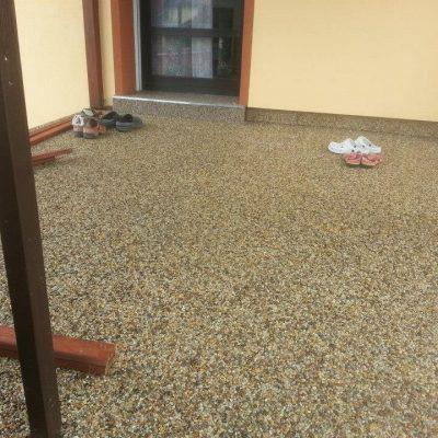 Kamenný koberec – terasy - 2