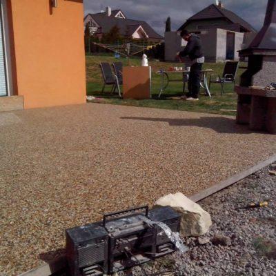 Kamenný koberec – terasy - 3