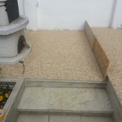 Kamenný koberec – terasy - 9