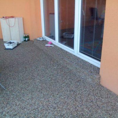 Kamenný koberec – terasy - 12