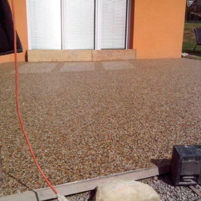 Kamenný koberec – terasy - 15