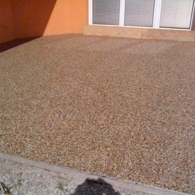 Kamenný koberec – terasy - 17