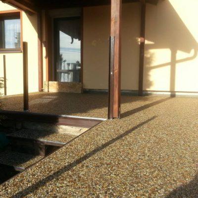 Kamenný koberec – terasy - 19