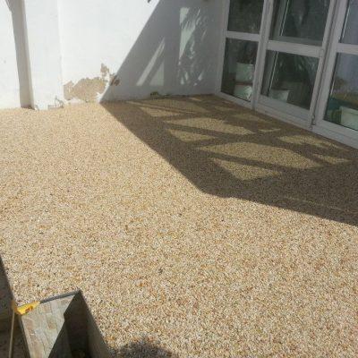 Kamenný koberec – terasy - 22