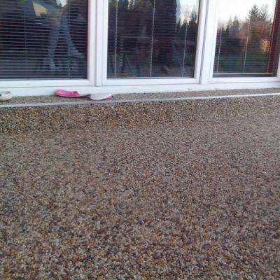 Kamenný koberec – terasy - 26