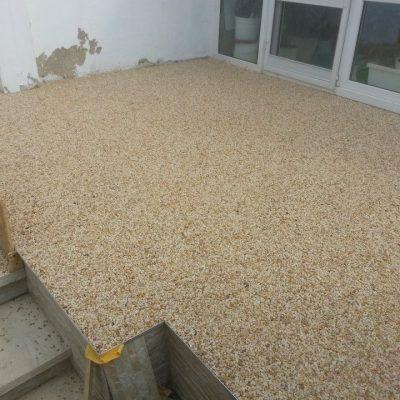 Kamenný koberec – terasy - 27